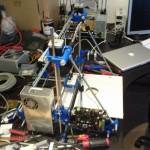 Baustelle meines neuen RepRap 3D-Druckers